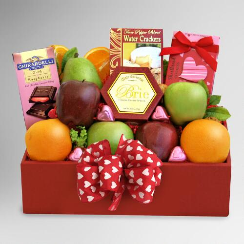 Fruitfully Yours Valentine Gift-Box