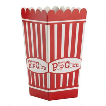 Small Popcorn Boxes, Set of 12
