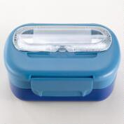 Blue Bento Lunch Box