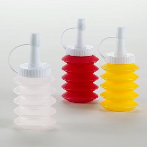 Mini Condiment Set
