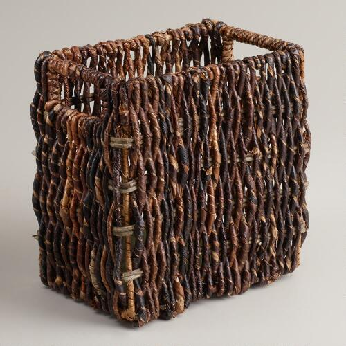 Madras Square Basket