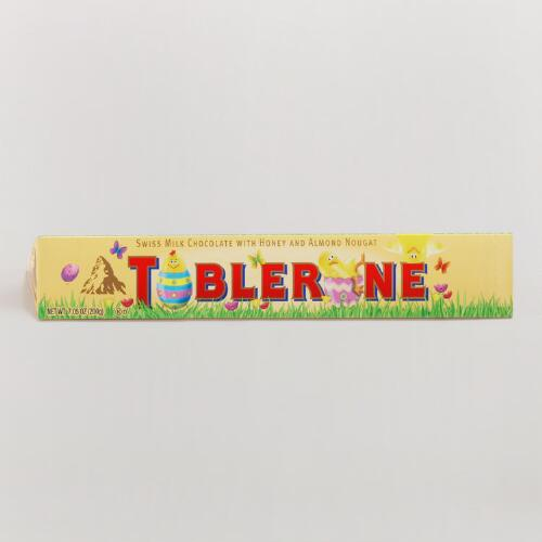 Toblerone Easter Milk Chocolate Bar 7.05 oz.