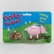 Porky Pooper Candy Dispenser, Set of 6