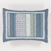Blue Indra Pillow Shams, Set of 2