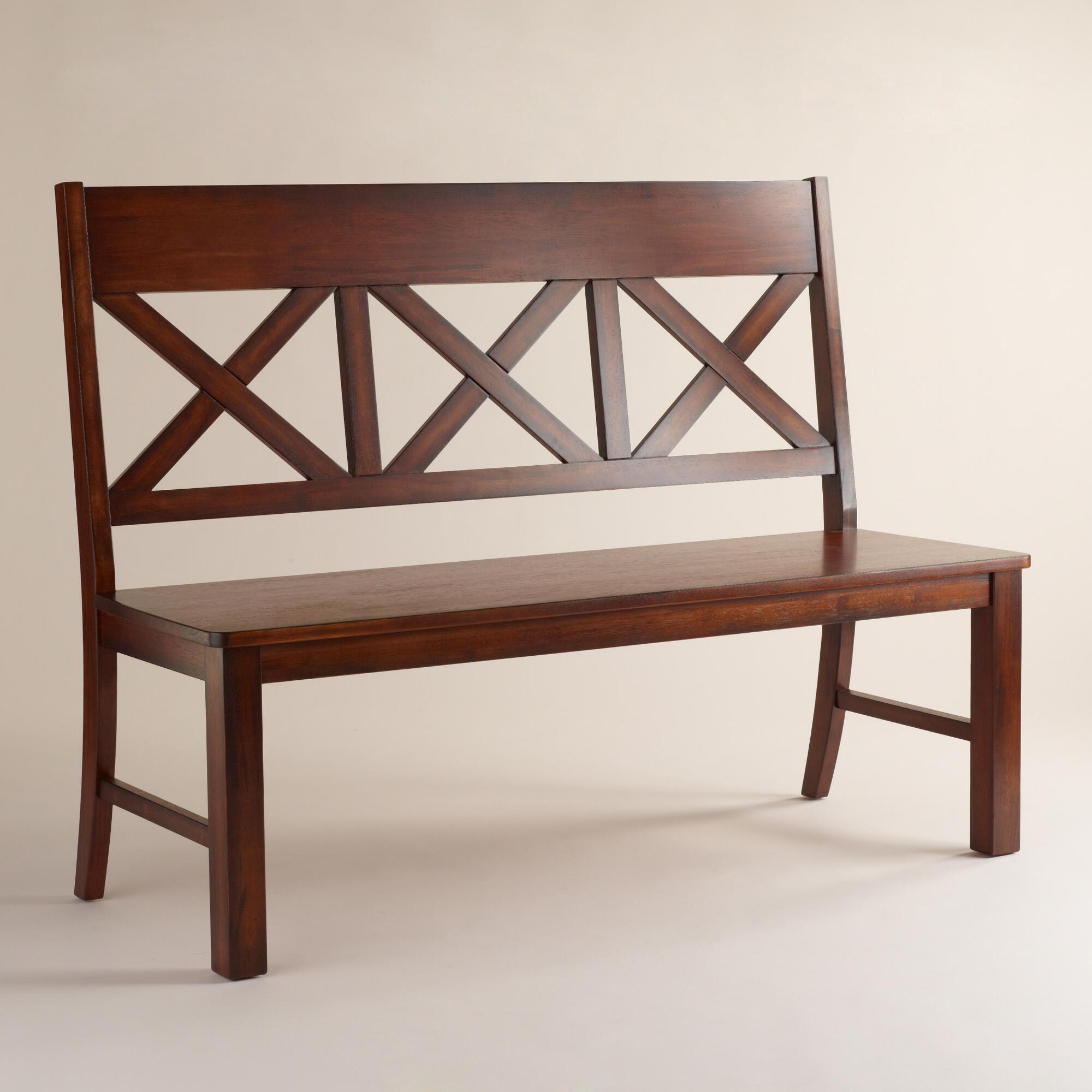 Furniture Dining Room Furniture Bench Dining Bench With Back