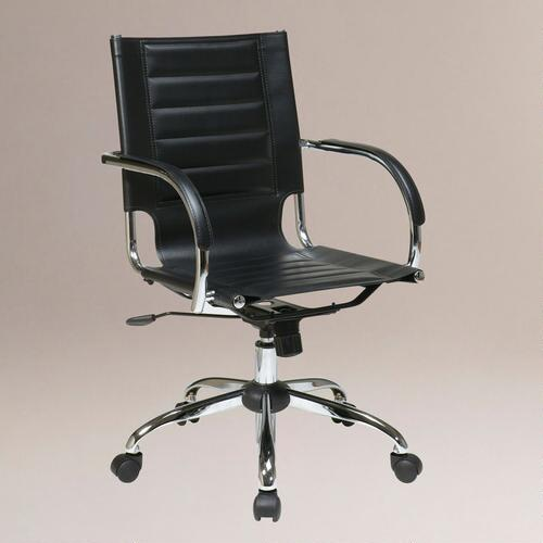 Black Grant Office Chair
