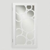 Amy Wall Mount Jewelry Armoire