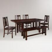 Clayton 6-Piece Dining Set