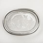 Clear Tile Soap Dish