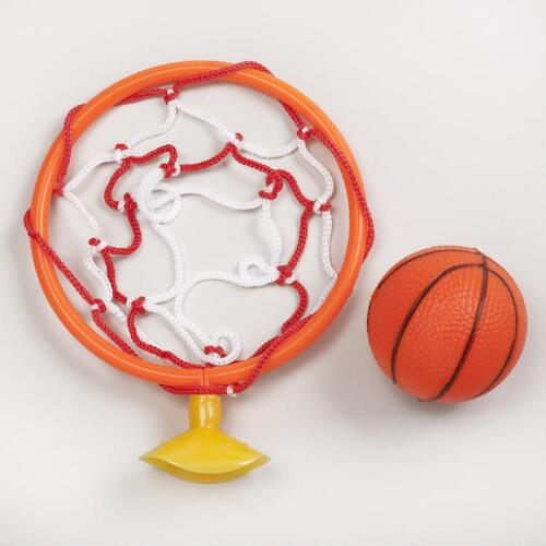 Tub Fun Hoop Shot Bath Toy