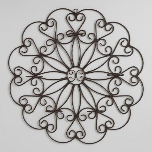 Medallion Sconce