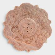 Soapstone Medallion Incense Burner