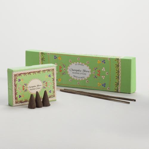 Champaka Flora Incense Collection