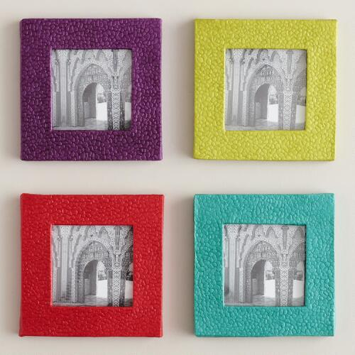 Mini Magnet Frames, Set of 4