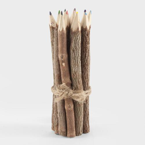 Twig Color Pencils, Set of 12
