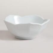 White Lotus Bowls, Set of 4