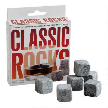 Classic Rocks, Set of 6
