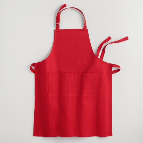 Barn Red Gourmet Classic Apron