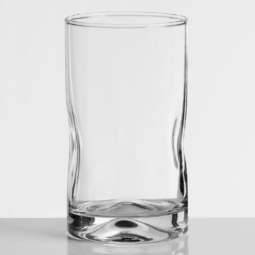 Impressions Juice Glasses, Set of 4