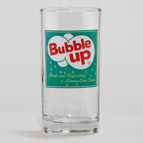 Bubble Up Glasses, Set of 2