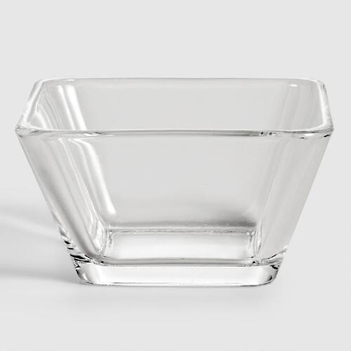 Tempo Square Bowls, Set of 4