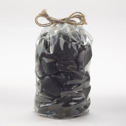 Black River Rock Vase Fillers