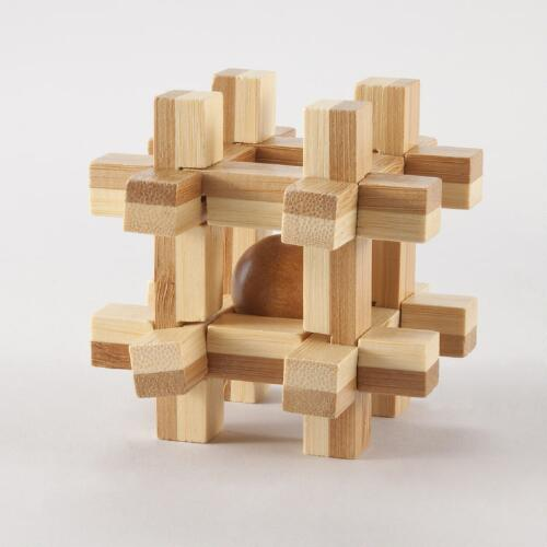 Capture Bamboo Puzzle