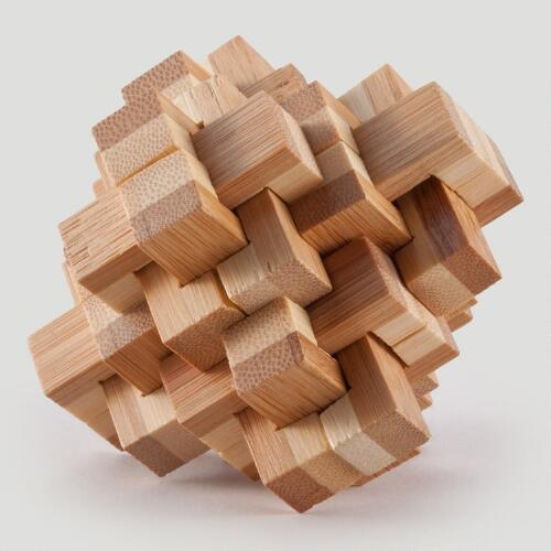 Pineapple Bamboo Puzzle