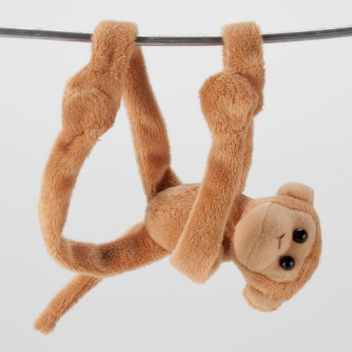 Magnetic Plush Monkey