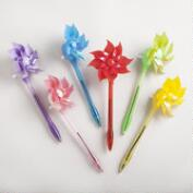 Windup Pinwheel Pen, Set of 6