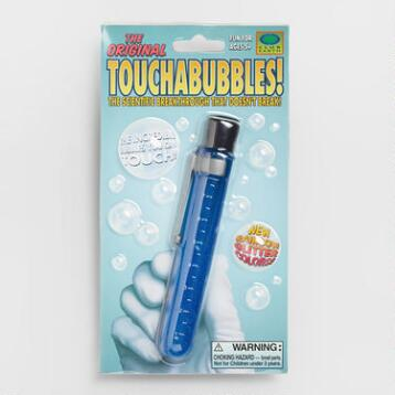 Glitter Touch-A-Bubbles, Set of 3