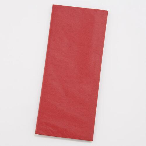 Red Gift Tissue Paper