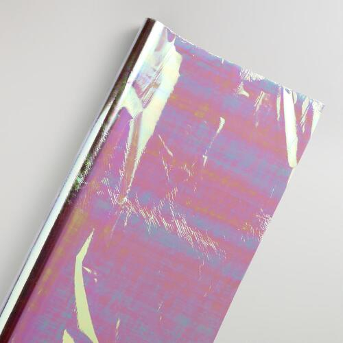Iridescent Cello Wrap