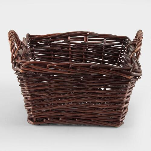 Medium Brown Jordan Basket