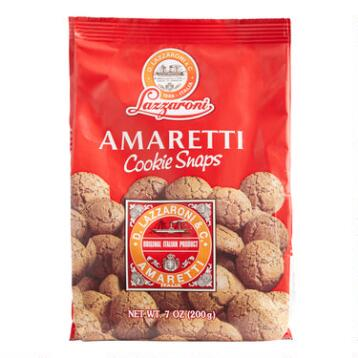 Lazzaroni Amaretti Cookie Snaps