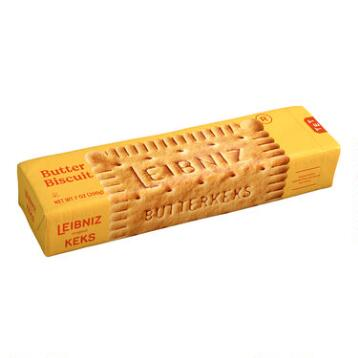 Bahlsen Leibniz Butter Cookies, Set of 8