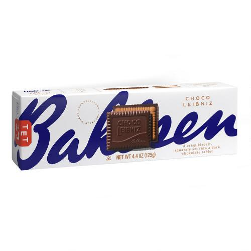 Bahlsen Leibniz Dark Chocolate Cookies