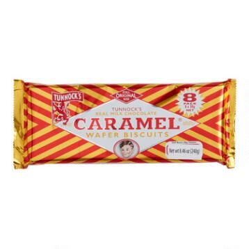 Tunnock's Milk Chocolate Wafers