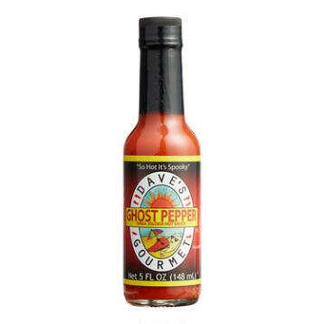 Daves Gourmet Ghost Pepper Hot Sauce