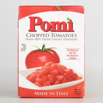 Pomi Chopped Tomatoes, Set of 12