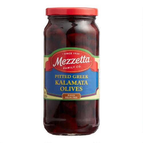 Mezzetta Pitted Kalamata Olives