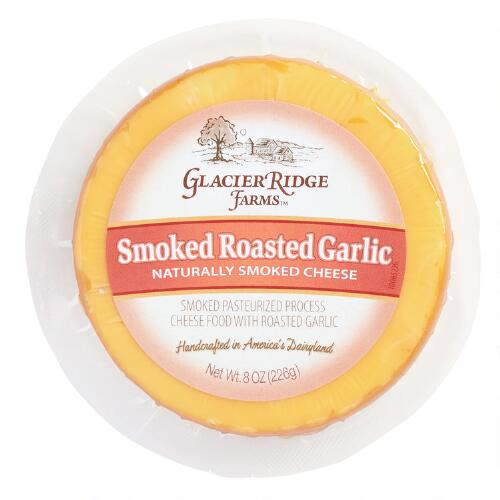 Glacier Ridge Farms Garlic Cheese