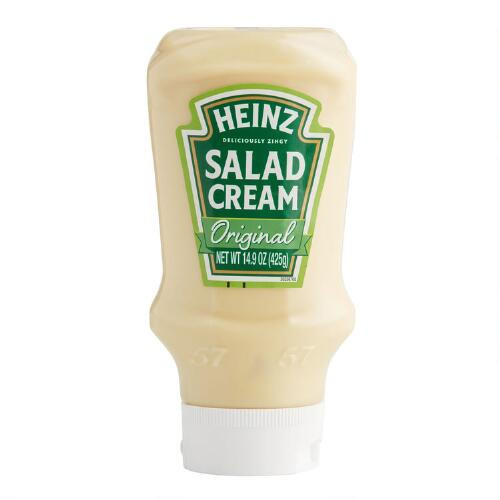 Heinz Salad Cream Squeeze Bottle