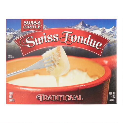 Swiss Castle Fondue