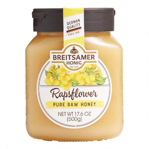 Breitsamer Rapsflower Blossom Honey, Set of 6