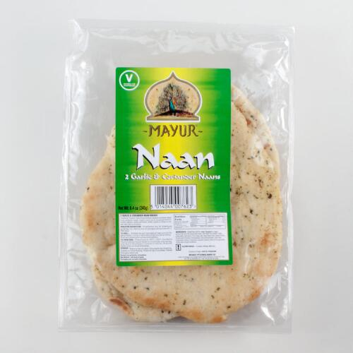 Mayur Garlic and Coriander Naan