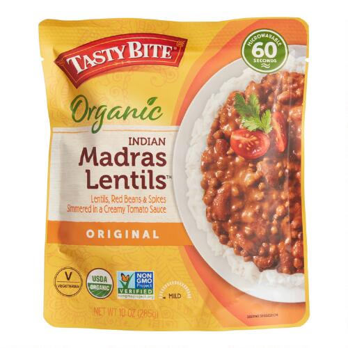 Tasty Bite Madras Lentils, Set of 6