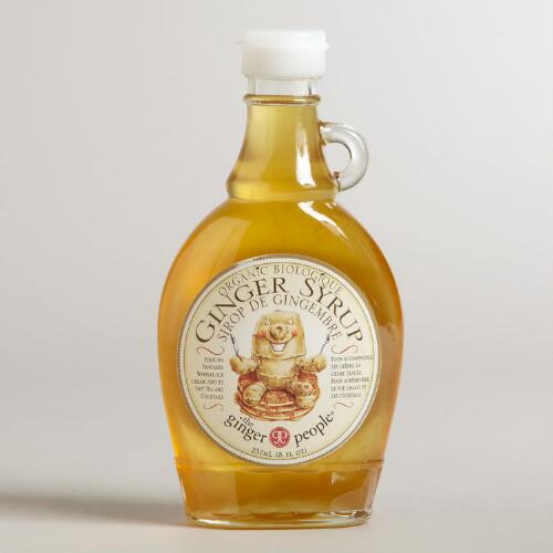 Ginger People Ginger Syrup