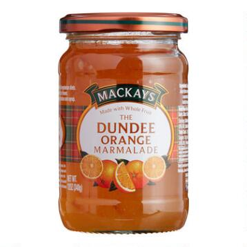 Mackays Dundee Orange Marmalade, Set of 6