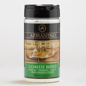 Armanino 3 Cheese Blend Grated Cheese